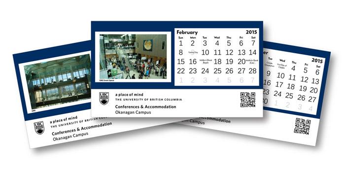 University of British Columbia - Calendar 2015